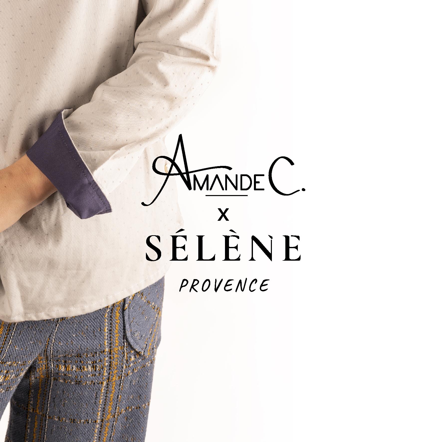 article Amande C x Selene Provence
